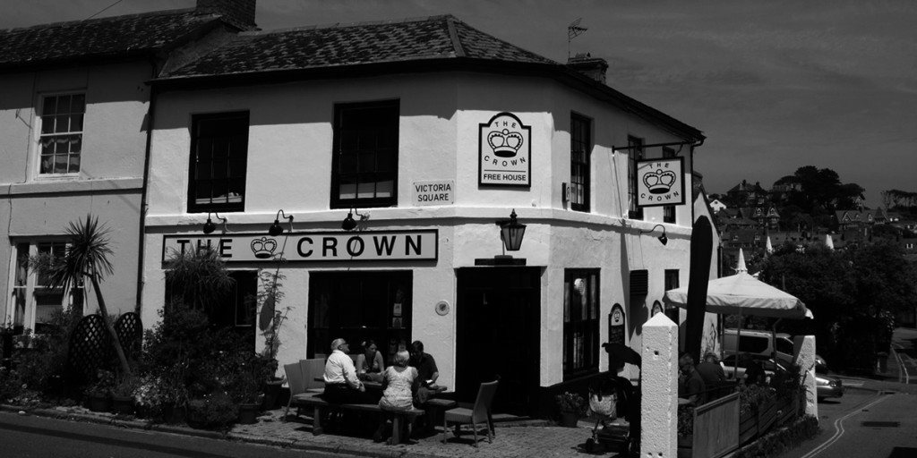 Come to The Crown